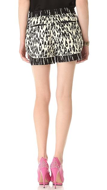 Sea Combo Drawstring Shorts