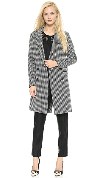 Sea 2 Pocket Overcoat