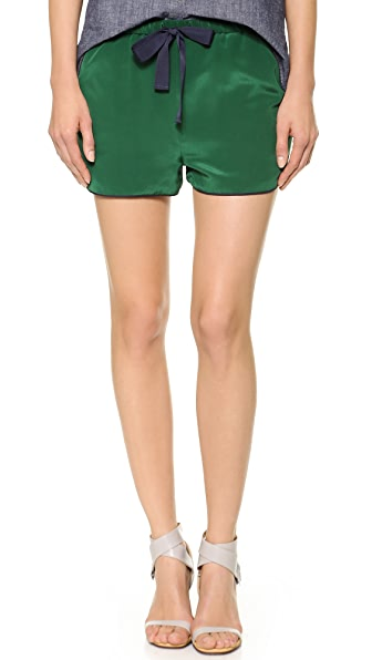 Sea Silk Track Shorts