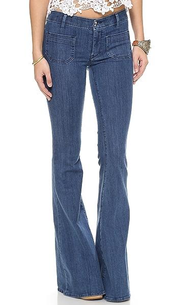 Seafarer Corsair Flare Jeans
