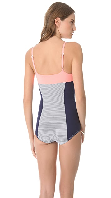 Seea Riviera One Piece Swimsuit