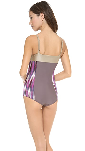 Seea Riviera One Piece Swimsuit
