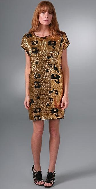 See by Chloe Pleat Pocket Dress