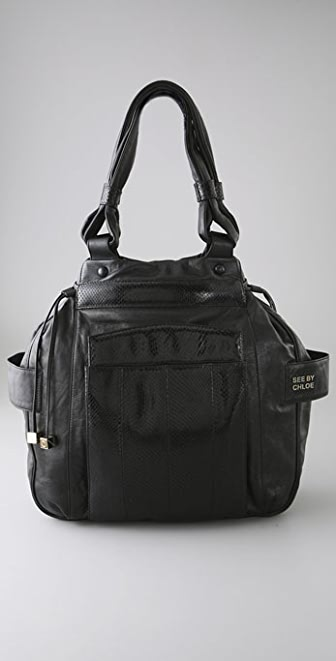 See by Chloe Backstage Large Tote