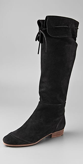 See by Chloe Cuffed Flat Boots