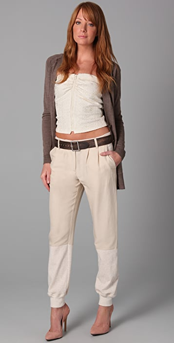 See by Chloe Low Slung Pants