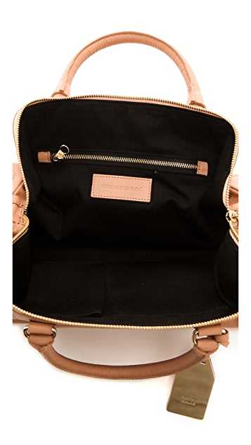 See by Chloe Albane Medium Double Function Satchel