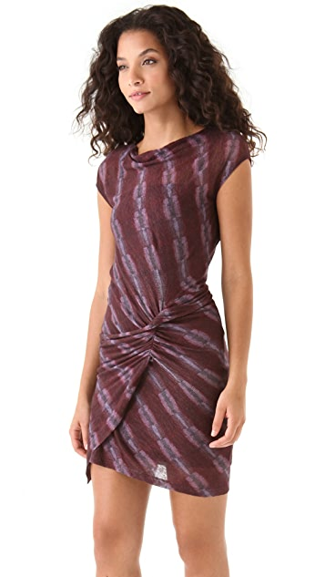 See by Chloe Ruched Waist Dress