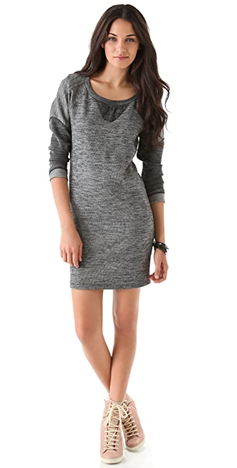 See by Chloe Tapered Sweatshirt Dress