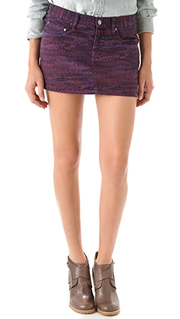 See by Chloe 5 Pocket Miniskirt