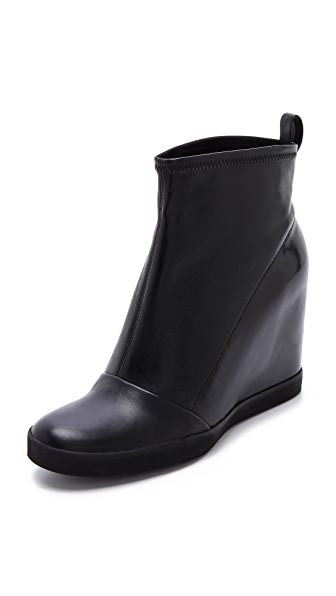 See by Chloe Wedge Booties
