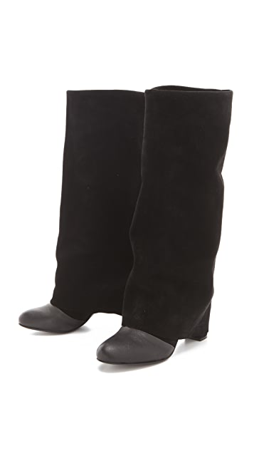 See by Chloe High Heel Cuffed Boot