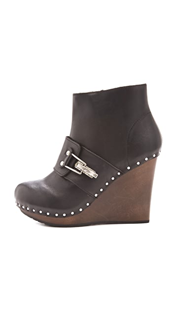 See by Chloe Clog Booties