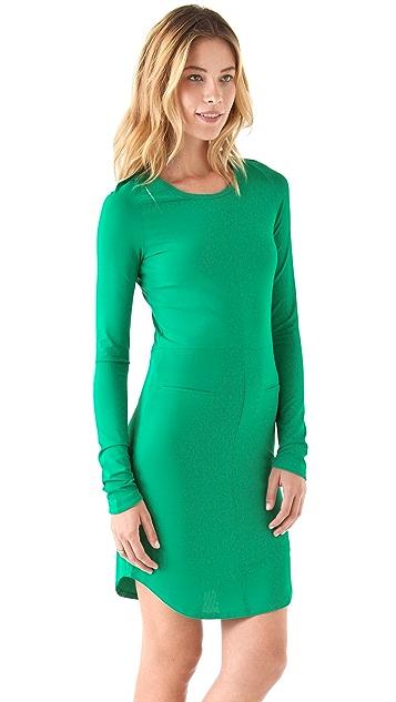 See by Chloe Seamed Skinny Shift Dress