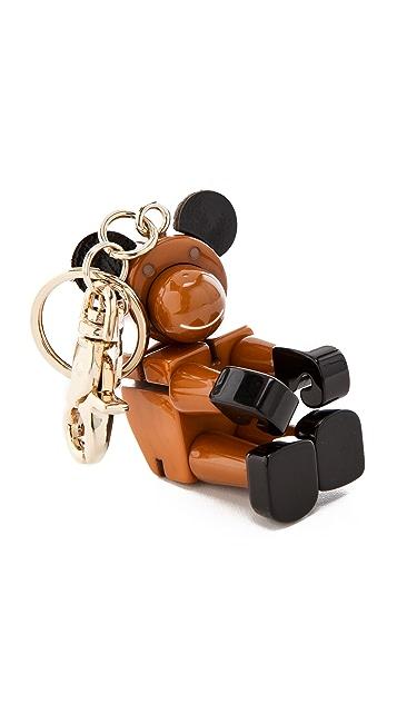 See by Chloe Monkey Business Keychain