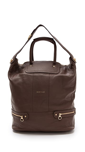 See by Chloe Tomo Big Double Function Bag