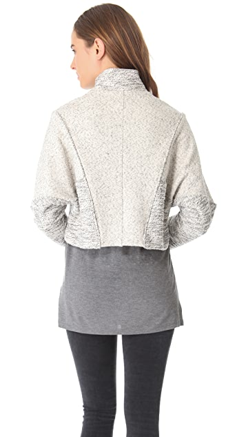 See by Chloe Mix Melange Jacket