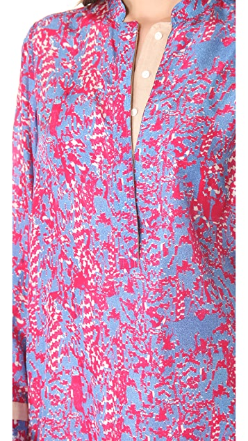 See by Chloe Print Shirtdress