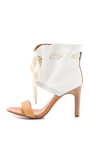 See by Chloe Cuffed High Heel Sandals