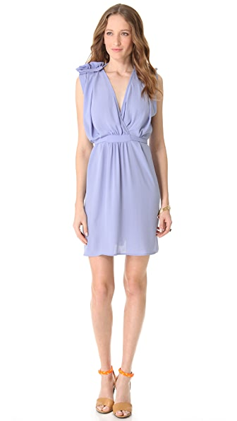 See by Chloe Shoulder Detail Dress