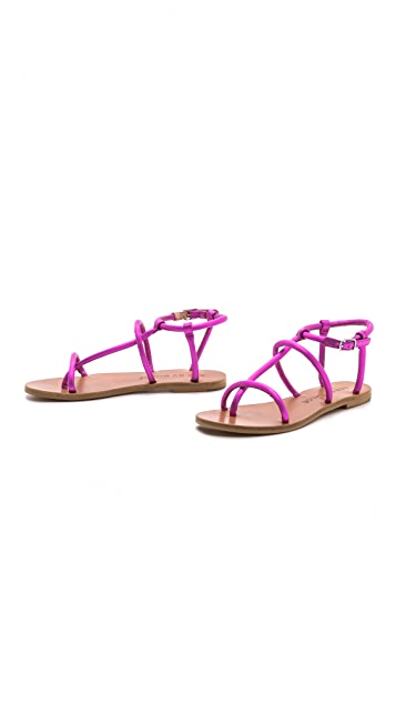 See by Chloe Tubular Flat Sandals