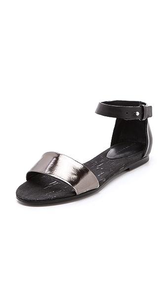 See by Chloe Cork Footbed Sandals