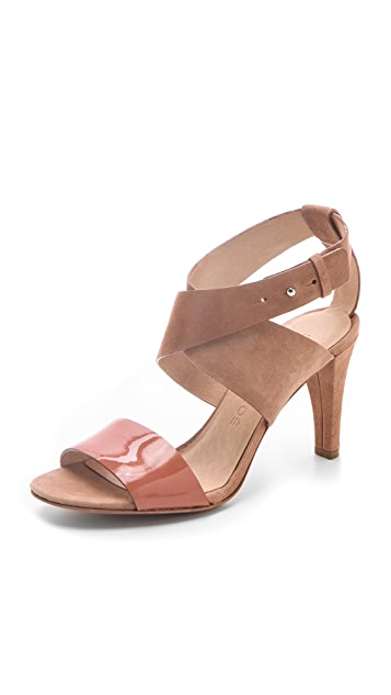 See by Chloe Crisscross High Heel Sandals