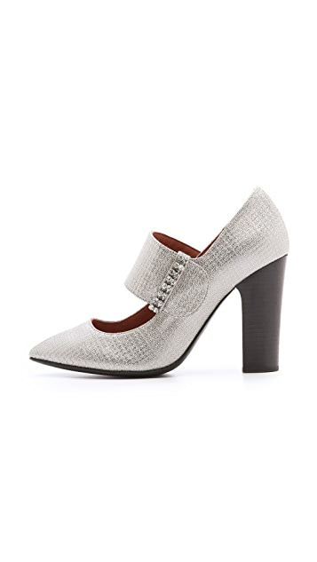 See by Chloe Mary Jane Pumps