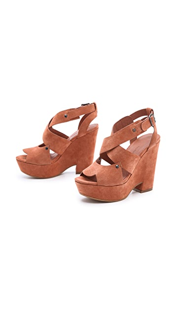 See by Chloe High Platform Sandals