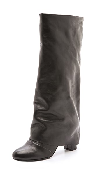 See by Chloe Fold Over Tall Boots