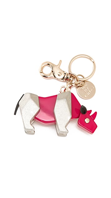 See by Chloe Otto Keychain