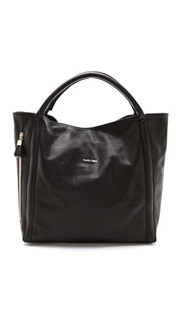 See by Chloe Leather Hobo Bag