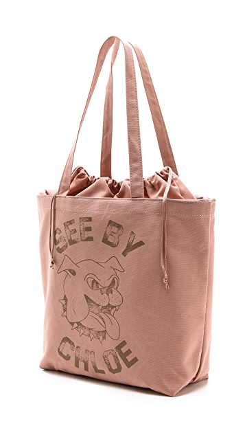 See by Chloe Medium Shopping Bag