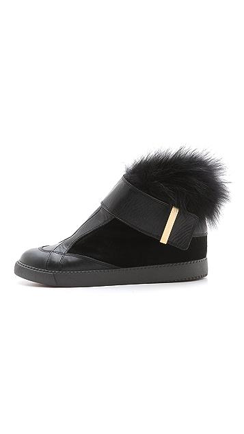 See by Chloe Skater Sneakers