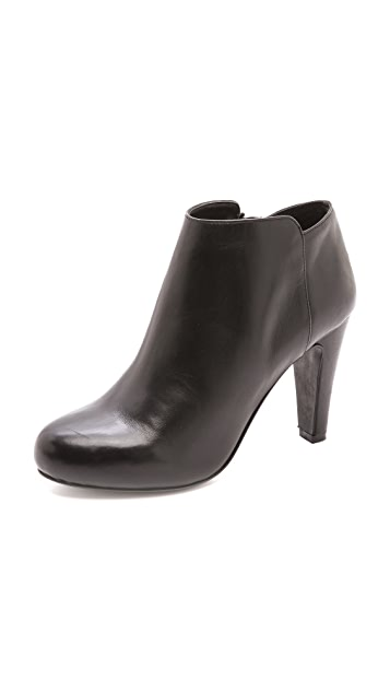 See by Chloe Zip Ankle Booties
