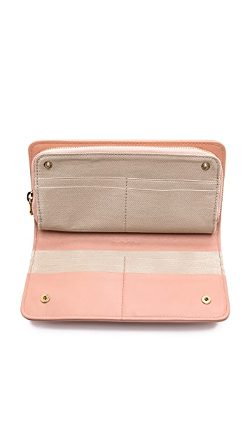 See by Chloe Mina Book Wallet