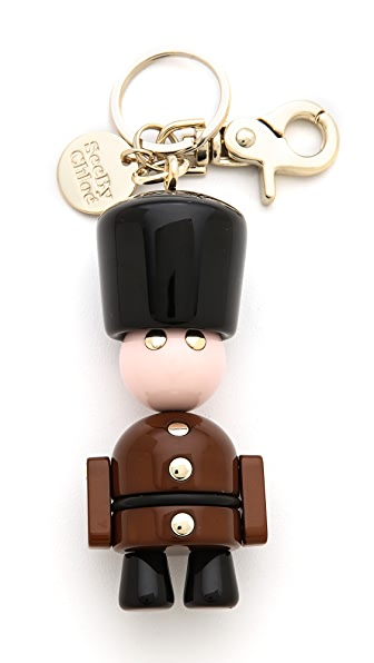 See by Chloe Bobby Keychain
