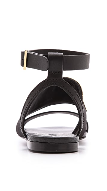 See by Chloe Banded Flat Sandals
