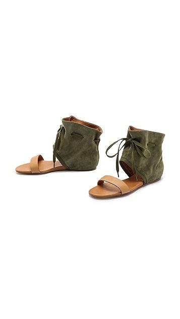 See by Chloe Cuff Flat Sandals