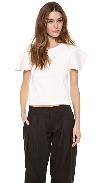 See by Chloe Short Sleeve Tee