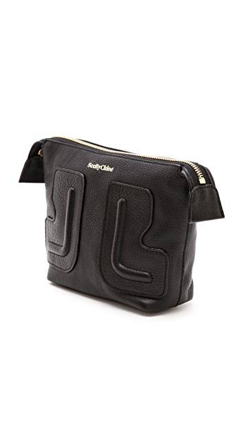 See by Chloe Kay Cosmetic Pouch