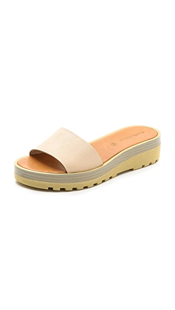 See by Chloe Slide Sandals