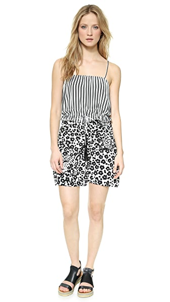 See by Chloe Tied Waistband Dress