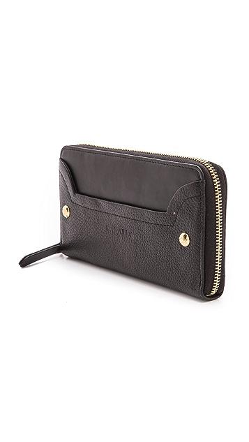 See by Chloe Keren Smart Zipped Wallet
