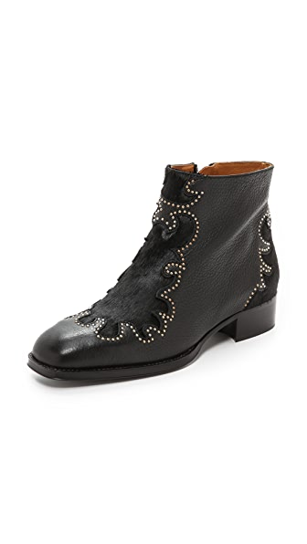 See by Chloe Studded Booties
