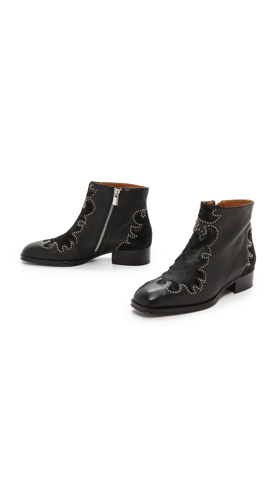 37514fae19a58 See by Chloe Studded Booties | SHOPBOP