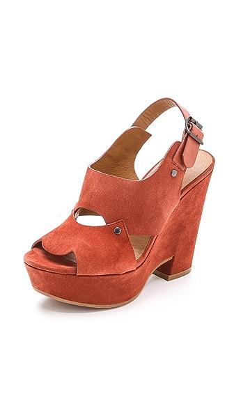 See by Chloe Platform Slingback Sandals
