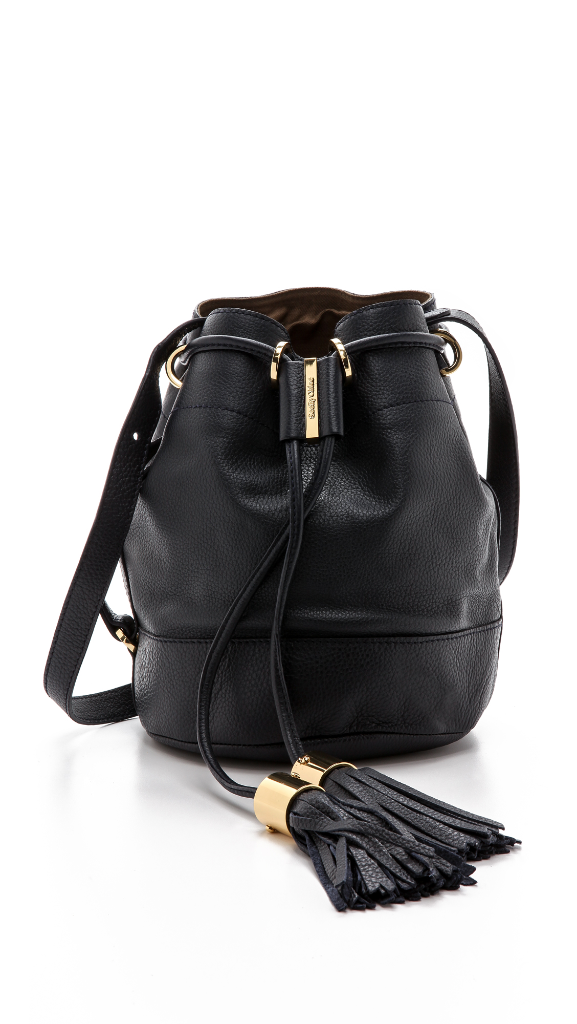 5d7636ba580ce See by Chloe Vicki Small Bucket Bag with Cross Body Strap | SHOPBOP
