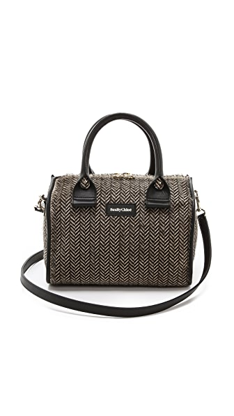 See by Chloe Printed Handbag