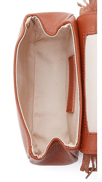 See by Chloe Fringe Rosarita Cross Body Bag